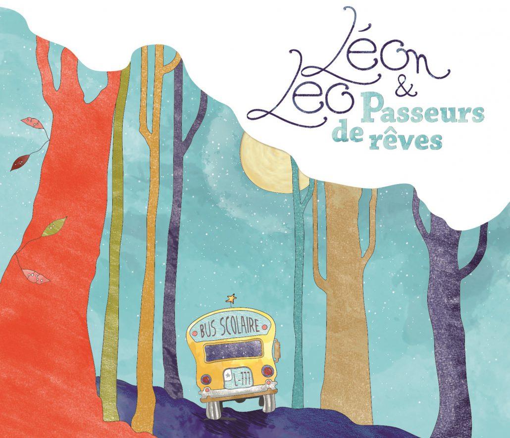 Léo et Léon - Passeurs de rêves - Spectacle Jeune Public