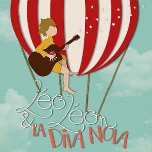 CD, Léo, Léon et la Diva Nova